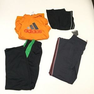 Youth Large Athletic Clothes Lot Pants Hoodie